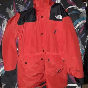 Vintage the north face 3 in 1 gore tex parka XXL